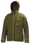 Ask Weather Jacket Dark Moss