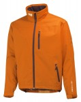 Crew Midlayer Jacket Spray Orange
