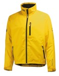 Crew Midlayer Jacket Essential Yellow