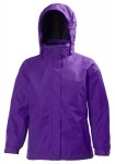 Aden Jacket Essential Purple Junior