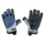 Spectrum 3/4 Finger Gloves Black / Blue