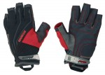 Reflex - 3/4 Finger Glove Black / Red