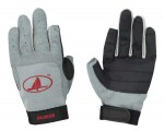 Classic - Full Finger Glove Grey / Black