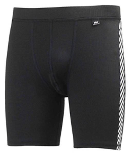 Dry Stripe Boxer Black