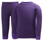 Warm Set Imperial Purple Kid
