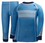 Warm Set Racer Blue Kid