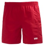Carlshot Swim Trunk Red