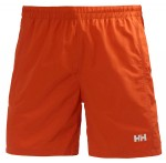 Carlshot Swim Trunk Spray Orange