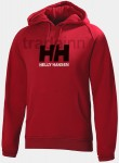 HH Logo Hoodie Red