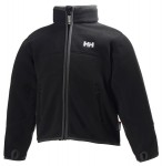 Fleece Jacket Black Kid