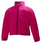 Fleece Jacket Hot Pink Kid