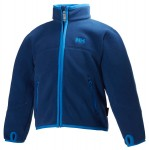Fleece Jacket Night Blue Kid