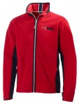 HP Fleece Jacket Red