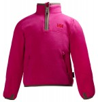 Microfleece Half-zip Hot Pink Kid