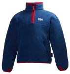 Microfleece Half-zip Night Blue Kid