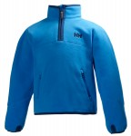 Microfleece Half-zip Racer Blue Kid