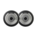 Coaxial Speakers 100W Black