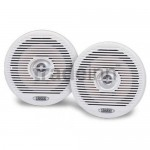 Coaxial Speakers 100W White