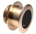 B164 50/200 Khz Thru Hull Bronze 1Kw Low Profile