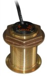 B60-12 600W Thru Hull Inclinated Bronze