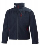 Crew Midlayer Navy Junior