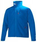 Crew Jacket Blue Man