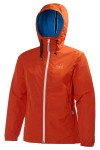 Marstrand Packable Jacket Orange Woman